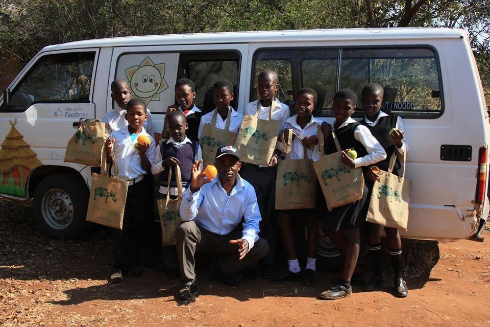 Take 1500 children on an Educational Wildlife trip