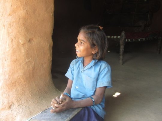 Educate Girls_Beneficiary_Priyal