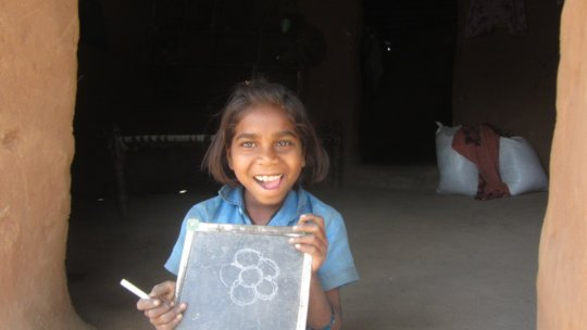Educate Girls_Beneficiary_Priyal 2