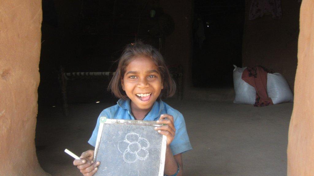 Educate Girls_Beneficiary_Priyal 2
