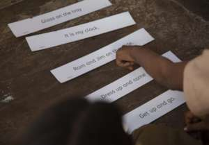 Educate Girls' learning curriculum tools
