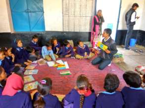 Learning Curriculum being implemented in school