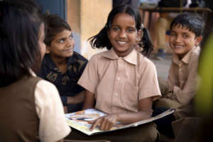 Help 100,000 Children in Rural India Learn Better