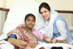 Save 500 Lives: Support Kidney Care for Pakistanis