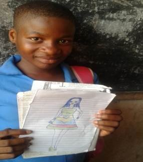 Promoting Creativity and Leadership in Rural Girl