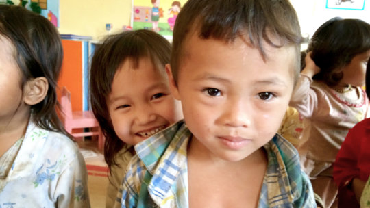 Help Build Bright Futures for 250+ kids in Vietnam