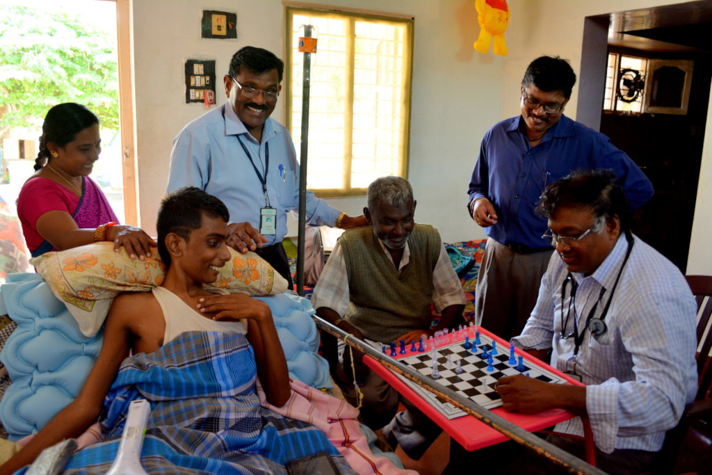 Deliver disability care to 25000-rural Bangalore