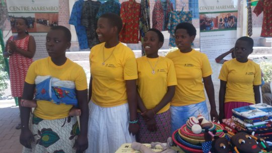 Beneficiaries of Vocational training education