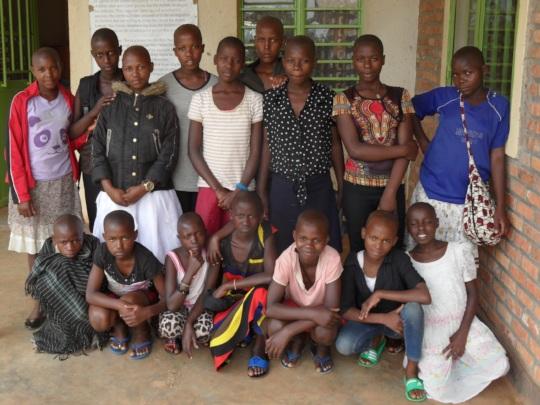 New street girls hosted in last week