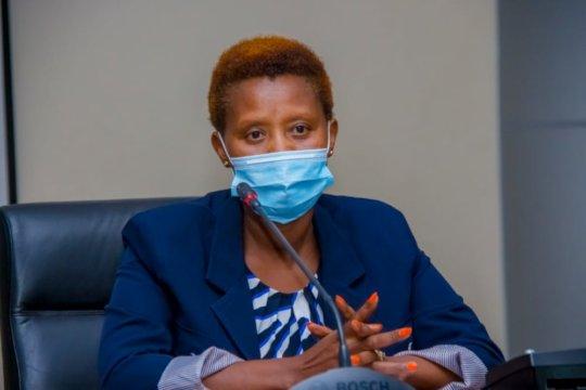 Executive Director at Kigali City Hall