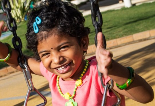 Play is a Human Right for a Small Village in India