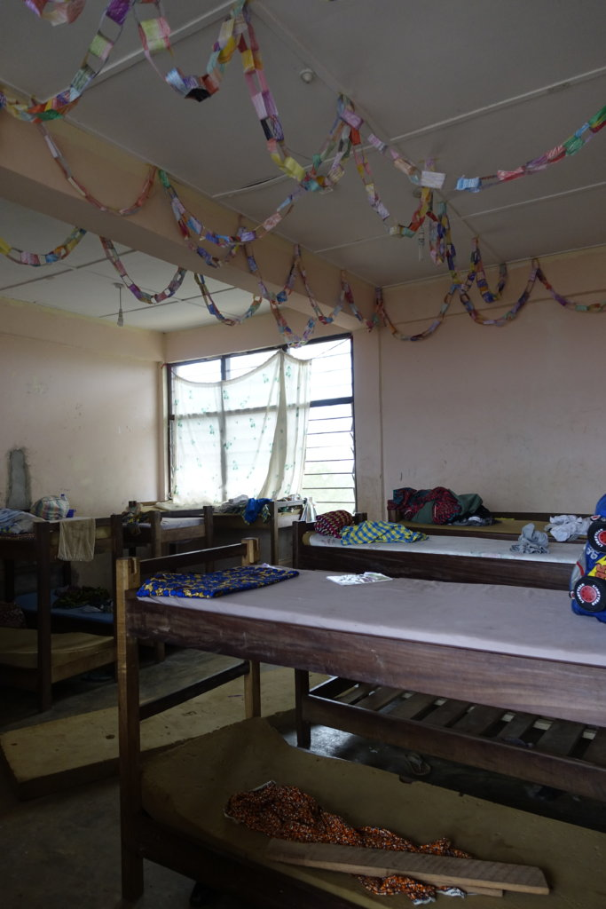 Expand shelter for child survivors of slavery