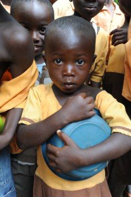 End Malnutrition for 30 Children in Timeabu, Ghana