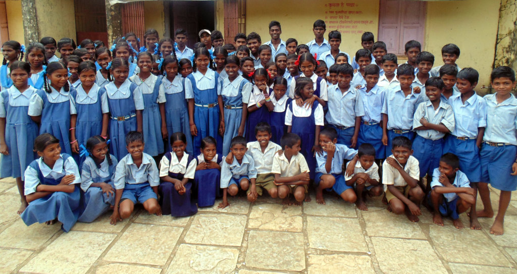 Comprehensive Care for Tribal Children in India