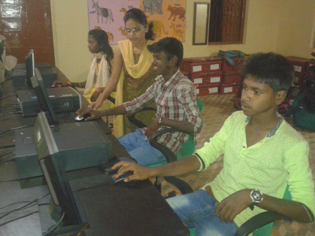 Educate 80 Tribal Children in India