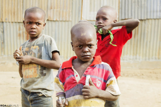 Help 160 Conflict-Impacted Families in NE Nigeria