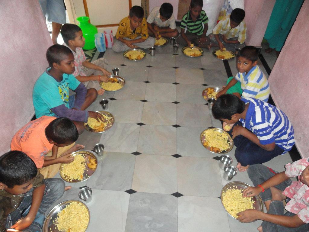 Sponsor Breakfast for Underprivileged Children