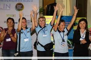 HCMC Deaf Association, winners of LIN Grant