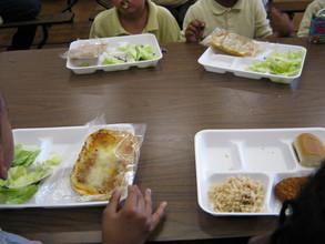 """School Lunch Nutrition"" by Kaysha and Elan"