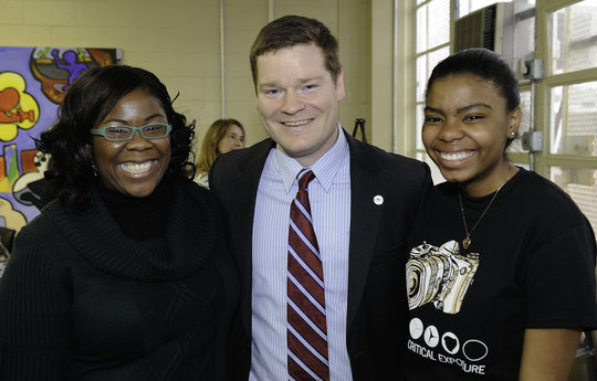 Patrick Mara, DC State Board of Education, Ward 1