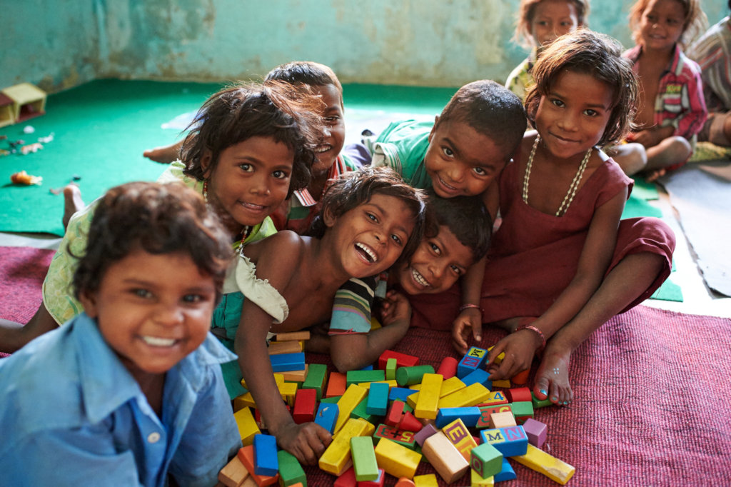 Give the Gift of Play to a Child in Need in India