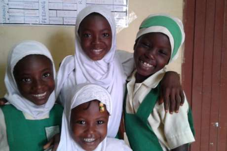 Send 350 Girls to School in Ghana for a Year