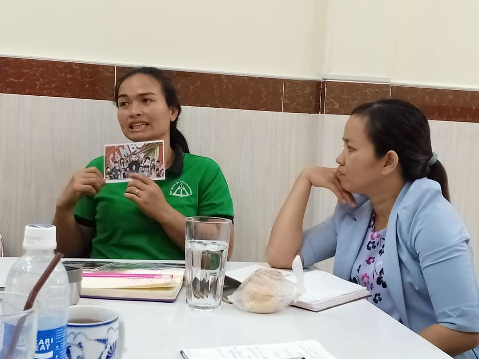 Staff reflect on alcohol advertising in Cambodia