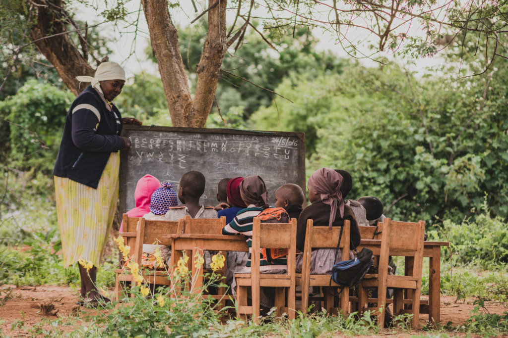 Support Early Learning For 3000 Children In Kenya