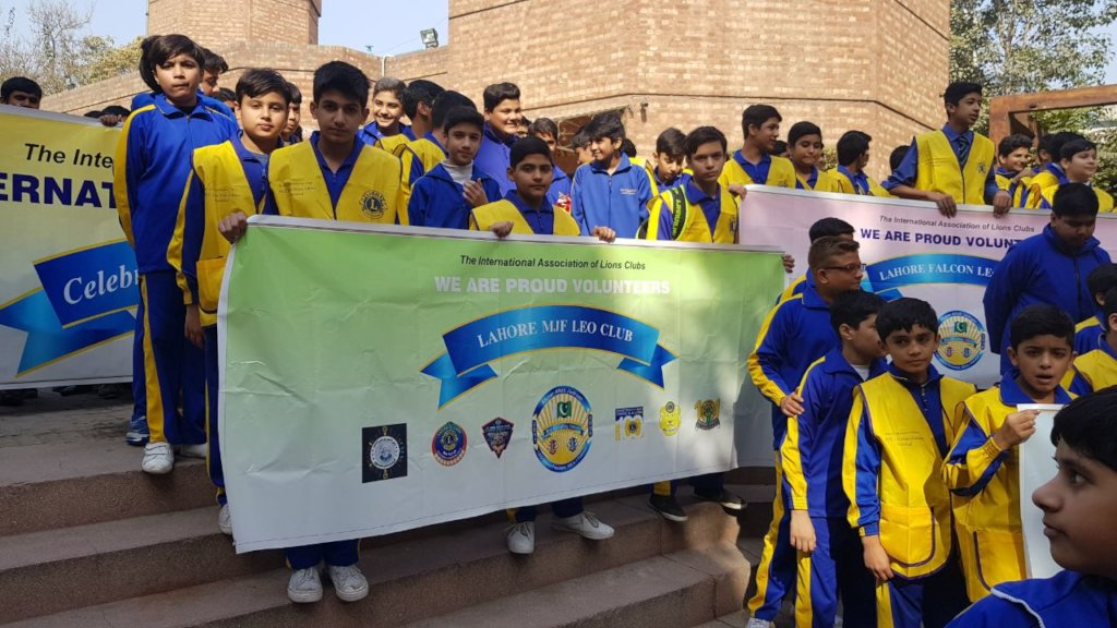 Form 40 Youth Clubs to develop leaders in Pakistan