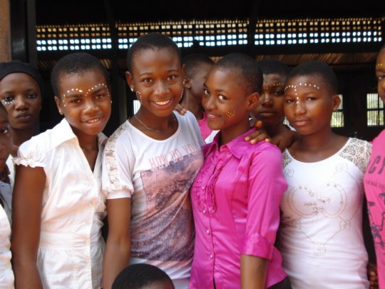 Girl's menstrual health initiative and engagement