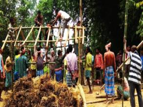 Kanai Village- vermi composting