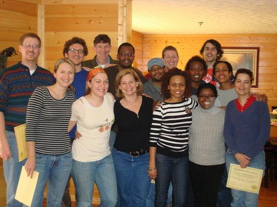 2007 Southeast Fellowship Class