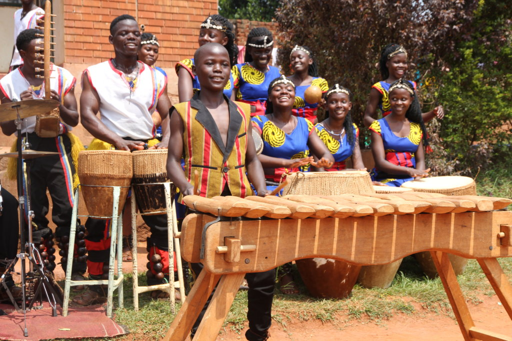 Talent Academy for 100 Young Ugandans Annually