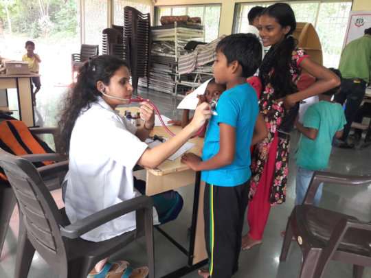 General Health Check up Camp