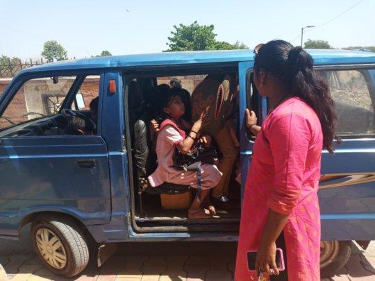 Arrangement of School Transport