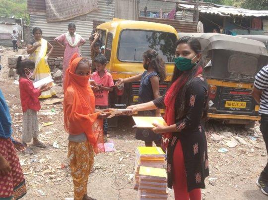 Distribution of Notebooks
