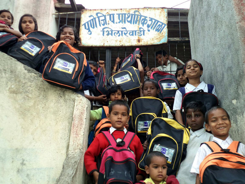 Care and School Education of Street Children
