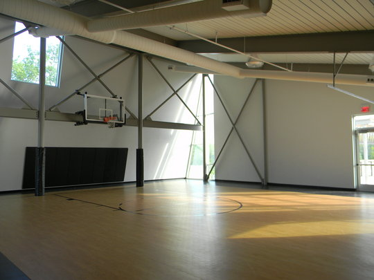 YRC Basketball Court