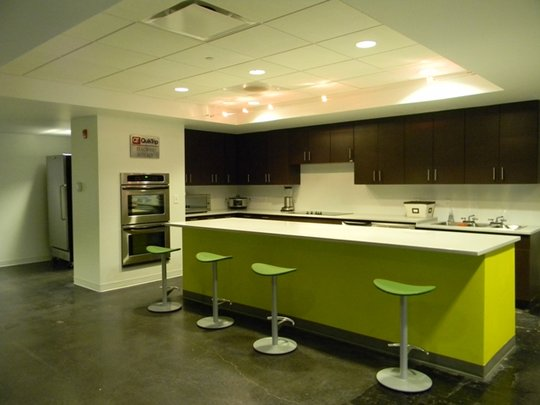 YRC Teaching Kitchen