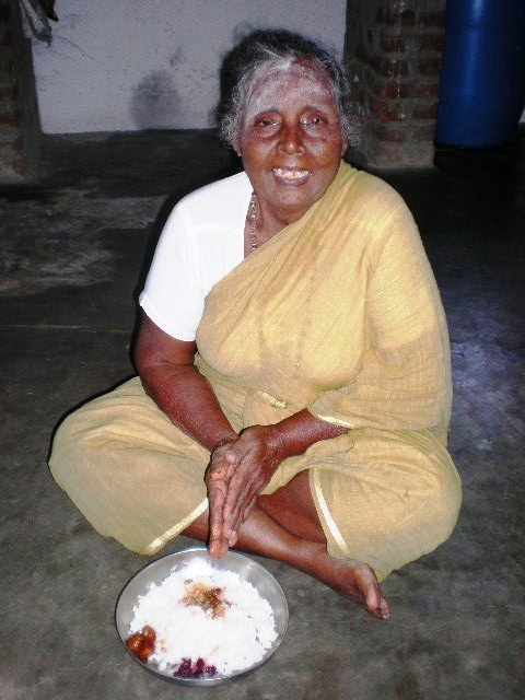 One Month Food Expenses for 26 Elders in Our Home