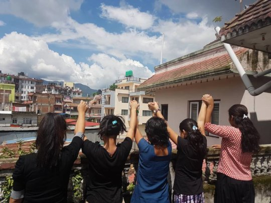 Marigold House is a safe place for rescued girls