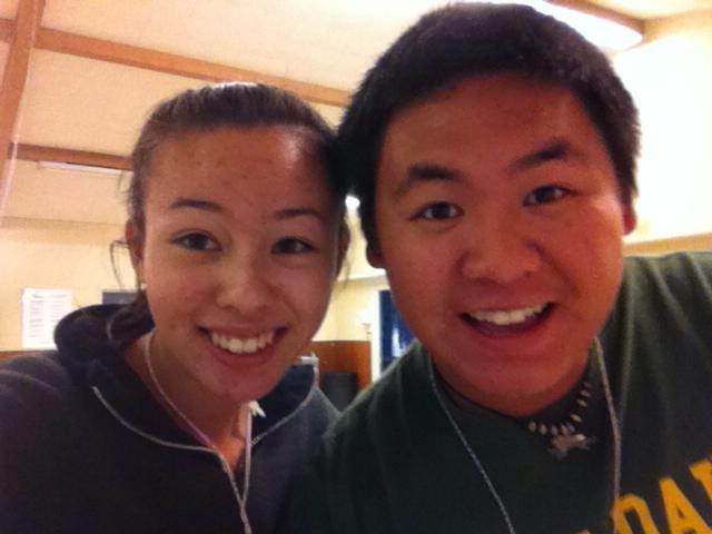Elizabeth Ha & Jim Yang