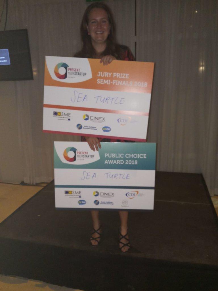 Public choice award and 1 of the 5 jury prizes