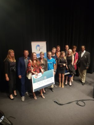 Winner of the PYS pitchcompetition in NYC