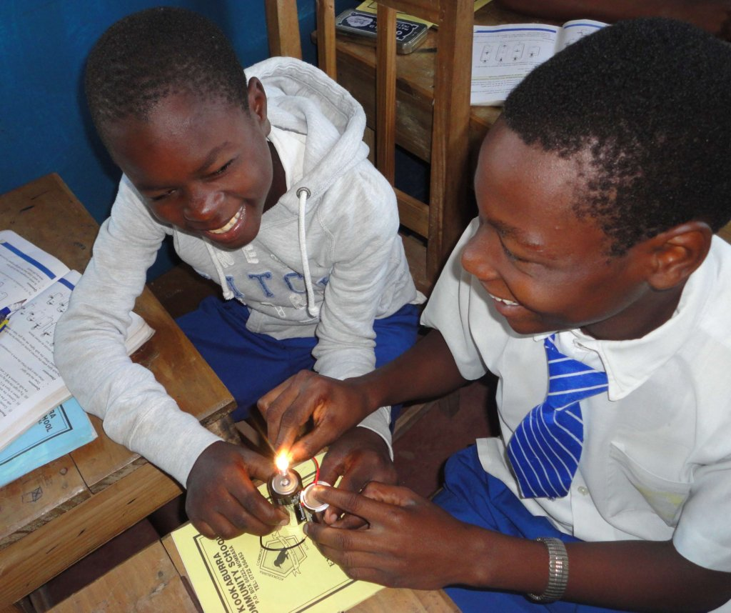 Escape Poverty Through Education in Kenya