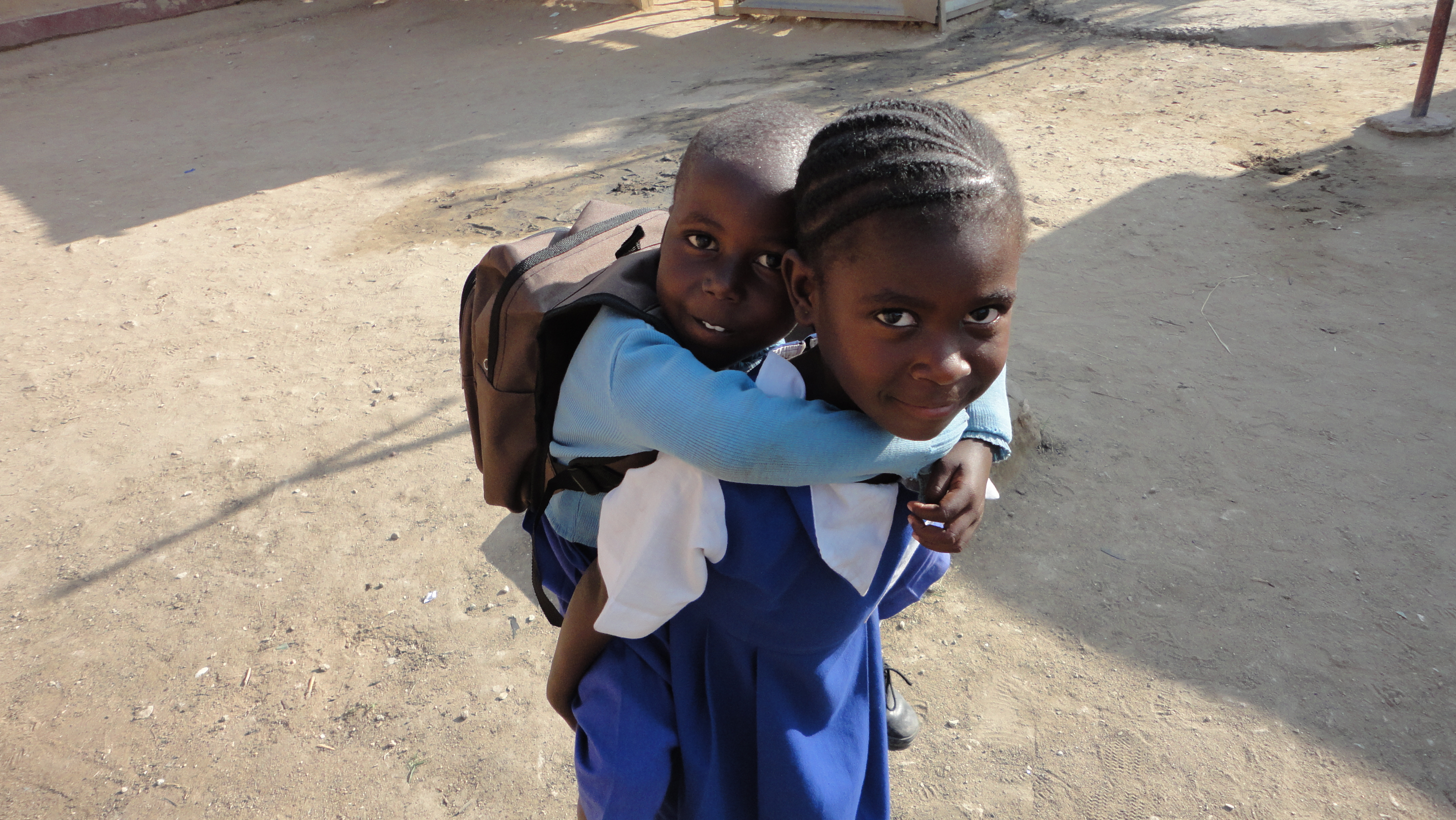 education enables the poor to escape poverty - a core set of public policies can enable chronically poor people to escape poverty these are social protection, education and healthcare specifically for the hard to reach asset.