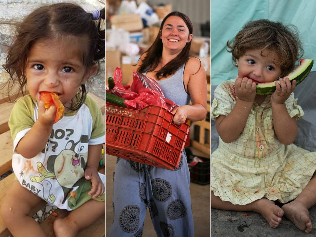 Feed & Empower Over 5000 Refugees in Greece