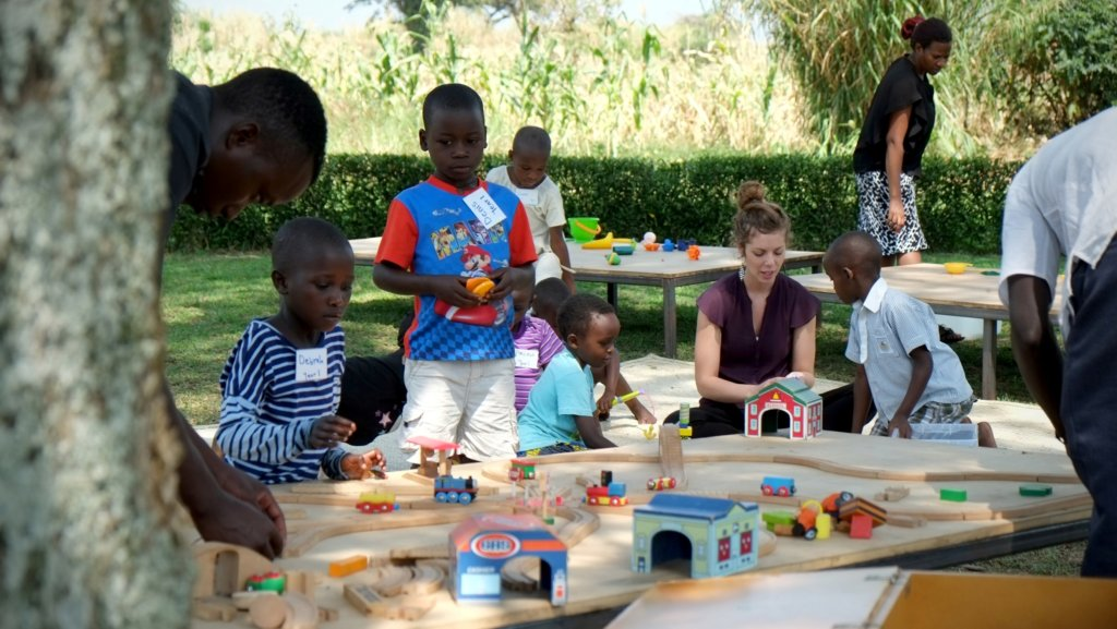 Adopt a Child's Education in Rural Uganda