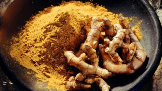 Organic Tumeric from the permaculture collective