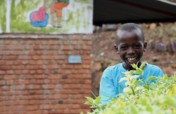Build an Artistic Center for 10000 Kids in Rwanda
